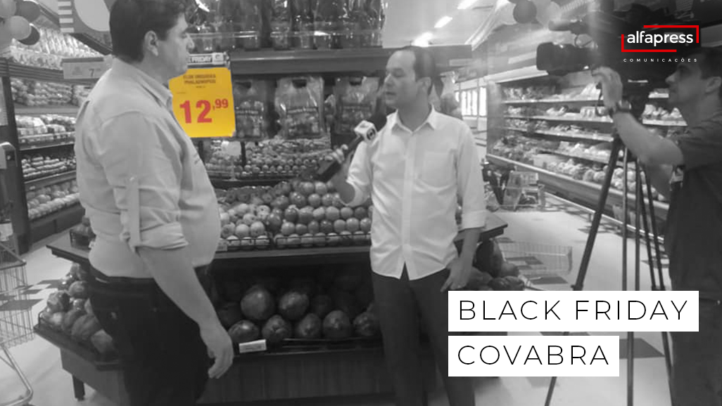 Black Friday Covabra